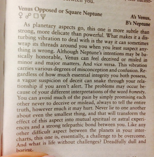What Does Pluto Feel In Venus Pluto Synastry